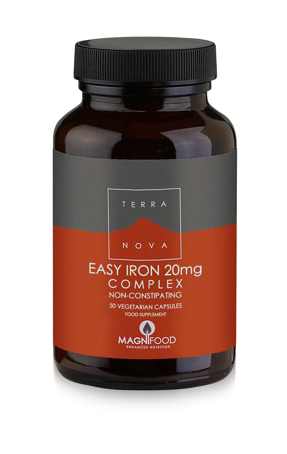 EASY IRON 20mg COMPLEX 50