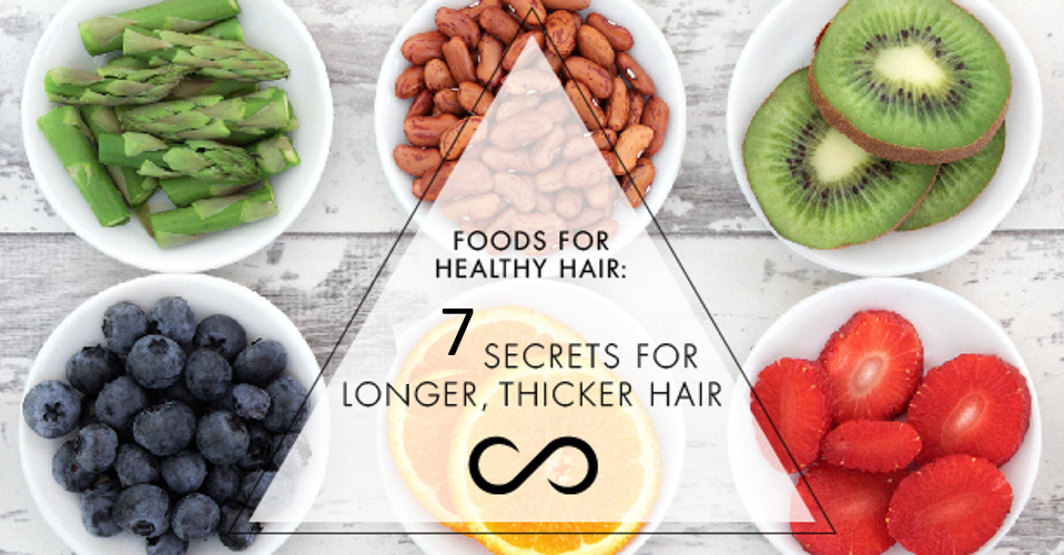 article 7 magic foods for healthy hair