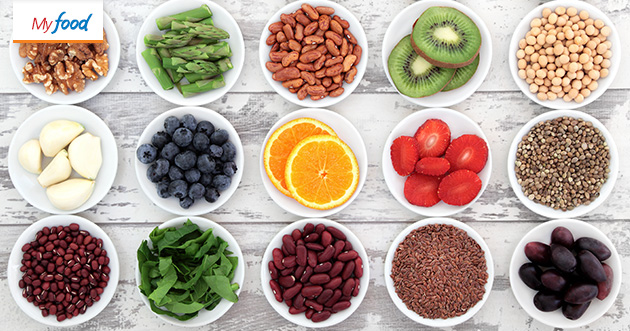 top20 antioxidant foods